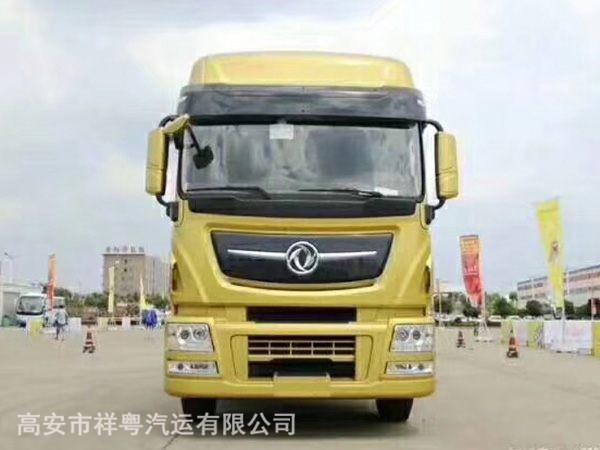 东风商用车 天龙旗舰重卡 520章鱼直播 6X4牵引车!!
